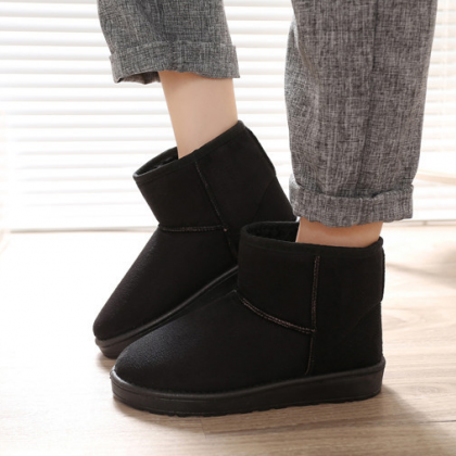Winter new female ugg boots boots t..
